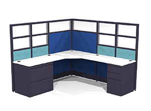 Affordable Contemporary cubicles USA